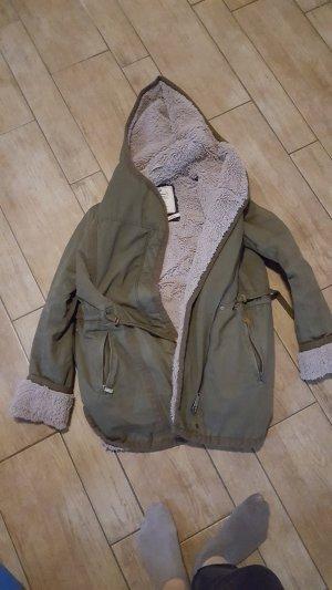 Edc Esprit Military Jacket khaki