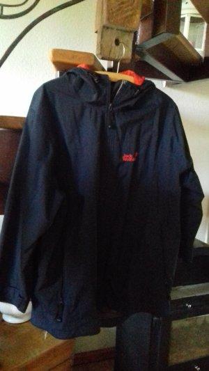 Jack Wolfskin Outdoor Jacket dark blue