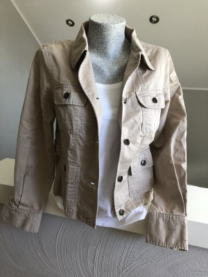 Elements Shirt Jacket cream-oatmeal