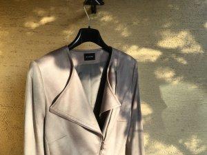 Short Jacket light grey-oatmeal