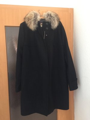 Bugatti Fur Jacket black