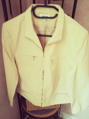 Biba Jacket pale yellow