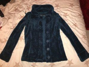 Jacke Fresh Made blau in Größe L