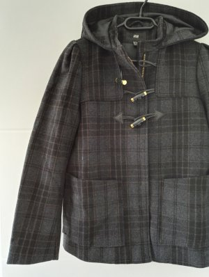Jacke / für Übergang / Größe 38 - 40 / Dufflecoat