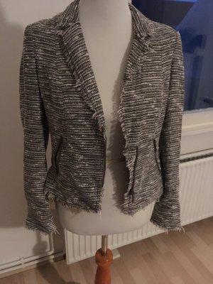 Jacke grau/Silber von Comma