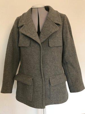 Wool Blazer grey wool