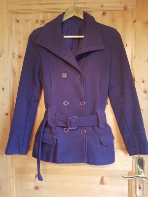 Made in Italy Trench Coat lilac