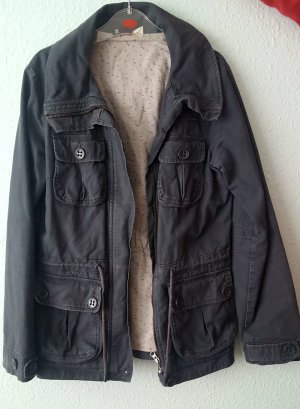 Jacke H&M grau Größe 36