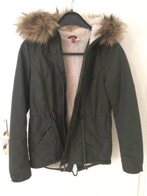 Jacke H&M Khaki 34 Kollektion 2016