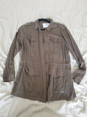 Be only Long Sleeve Shirt khaki