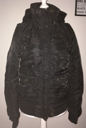Urban Surface Quilted Jacket black