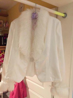 Jacke Hochzeit Brautkleid :D
