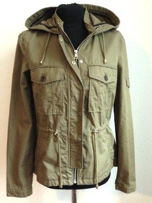 Jacke im Army Style von Zara, Gr. S (36), ungetragen