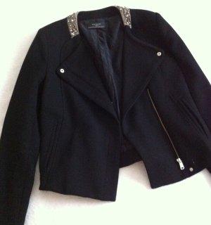 Jacke im Bikerstil von Zara