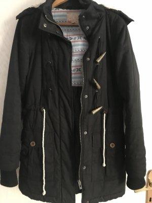 Jacke im Dufflecoat Stil, Gr. S