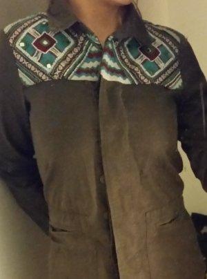 Jacke im Ethno Stil