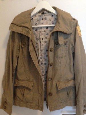 Jacke im Military-Look / Übergangsjacke