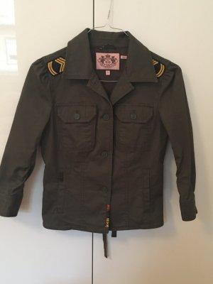 Jacke im Military Stil