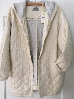 Maison Scotch Oversized Jacket light grey-natural white