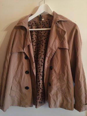 Jacke im Vintage-Stil