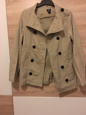 Jacke in beige für Herbst von H&M
