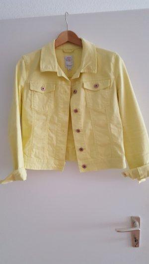jacke in gelb von s Oliver