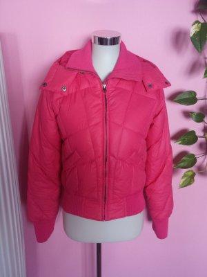 Jacke in neonpink (K1)