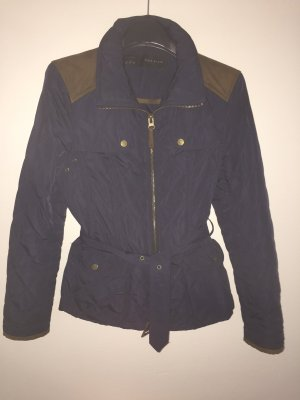 Jacke in Reiteroptik von Zara in Gr. XL