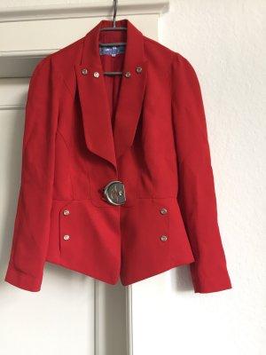 Jacke in rot von Thierry Mugler Vintage
