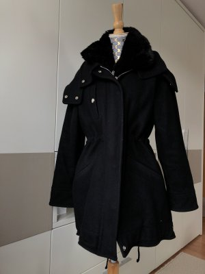 Jacke in schwarz