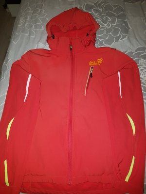 Jack Wolfskin Sports Jacket brick red
