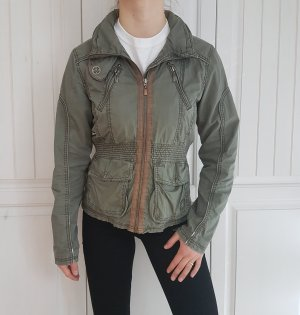 Jacke khaki kaki mantel cardigan hemd bluse pulli pullover mantel hoodie tshirt shirt T-shirt