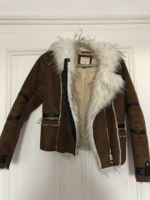 Alcott Fur Jacket multicolored