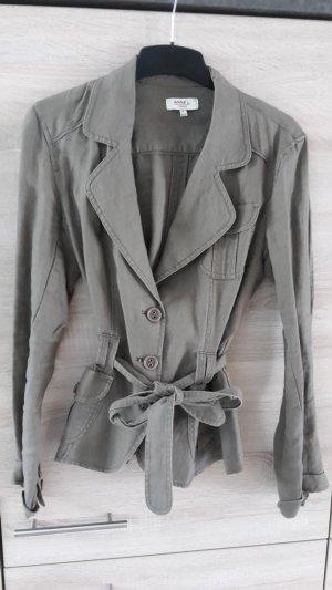 Anne L. Jacket grey brown