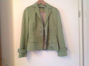 Jacke kurze Form in Grün von s.Oliver