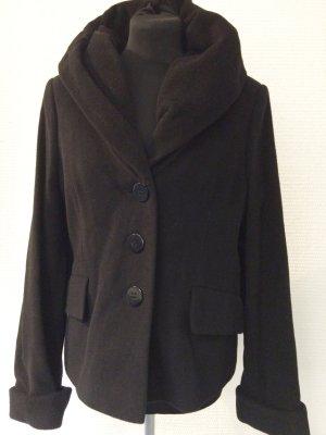 Madeleine Wool Jacket black