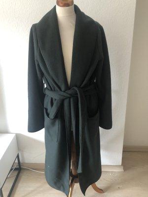 Jacke Mantel grün gr L oversized look