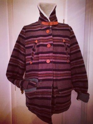 Jacke / Mantel mit Teddykragen von Lee Jeans Gr.*M- L