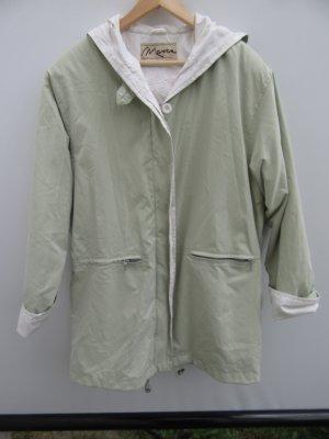 Vintage Short Coat baby blue-pale green