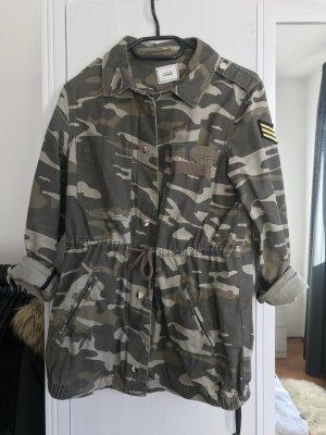 Jacke Militär Look