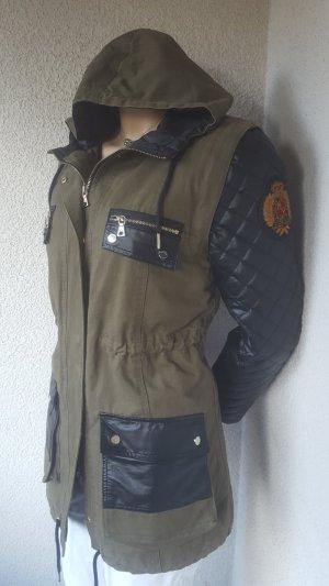 Jacke mit abtrennbaren Ärmeln von Malvin - Gr. 38