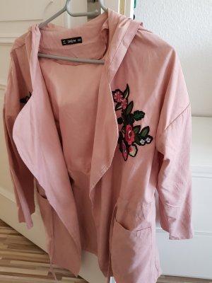 SheIn Oversized jack roze