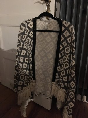 Soyaconcept Sweat Jacket black-white