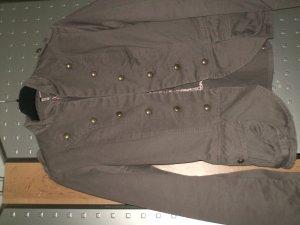 Jacke mit Knöpfen von ZARA , nie getragen