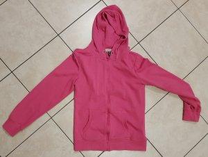 Jacke mit Reißverschluß rosa Gr. S
