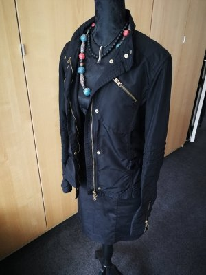 Veste noir nylon