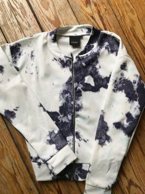 Jacke mit supercoolem Print, Ichi, size L, ungetragen
