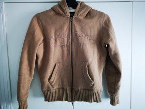 Zero Bomber Jacket light brown-beige