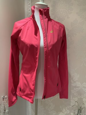Asics Chaqueta deportiva rosa