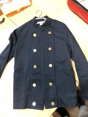 H&M Naval Jacket dark blue